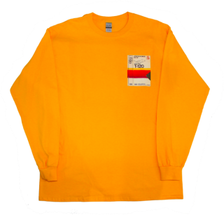 PRINT L/S T-SHIRT YW(HOLD EVERYTHING)