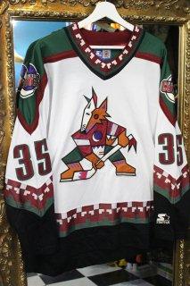NHL ARIZONA COYOTES GAME SHIRT(アリゾナ・コヨーテズ  ゲームシャツ)