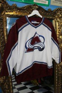 NHL COLORADO AVALANCHE GAME SHIRT(コロラド・アバランチ ゲームシャツ)