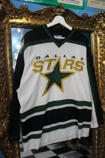 NHL DALLAS STARS GAME SHIRT(ダラス・スターズ ゲームシャツ)