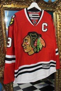 NHL CHICAGO BLACKHAWKS GAME SHIRT(シカゴ・ブラックホークス ゲームシャツ)
