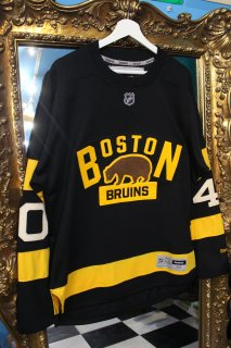NHL BOSTON BRUINS GAME SHIRT(ボストン・ブルーインズ ゲームシャツ)