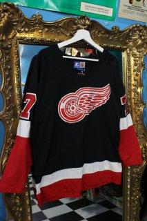 NHL DETROIT RED WINGS GAME SHIRT(デトロイト・レッドウィングス ゲームシャツ)