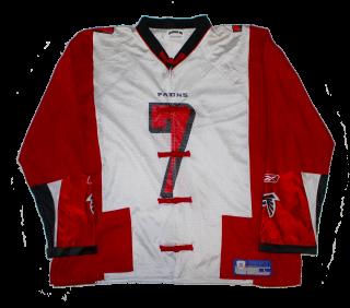 REMAKE FOOTBALL KUNG-FU L/S SHIRT RED(リメイク フットボール カンフー シャツ)