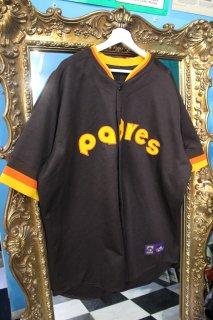 MLB SAN DIEGO PADRES B/B SHIRT(サンディエゴ・パドレス ベースボール シャツ)