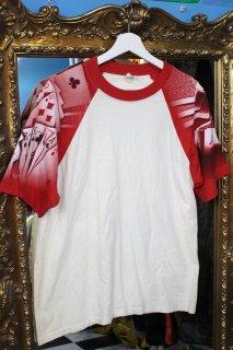 TRUMP 2-COLOR T-SHIRT(トランプ 2カラー Tシャツ)