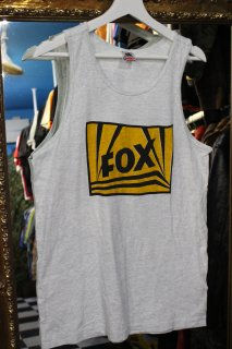 FOX LOGO TANK TOP(フォックス ロゴ タンクトップ)