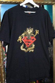 SUPERMAN DRAGON T-SHIRT(スーパーマン Tシャツ)