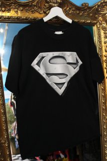 SUPERMAN METALLIC T-SHIRT(スーパーマン Tシャツ)