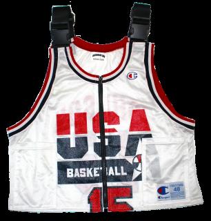 REMAKE BASKETBALL VEST(USA)