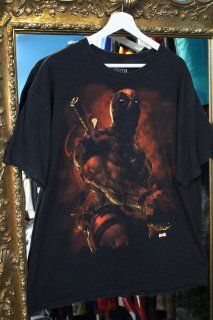DEAD POOL OFFICIAL T-SHIRT(デッド・プール Tシャツ)