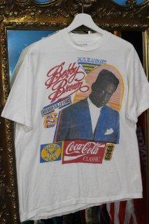 1989 COCA COLA FESTIVAL T-SHIRT(BOBBY BROWN、Salt-N-Pepa、Kid 'n Play、MC Hammer Tシャツ)