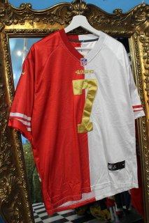 NFL SAN FRANCISCO 49ERS 2-COLOR GAME SHIRT(フォーティナイナーズ 2カラー ゲームシャツ)