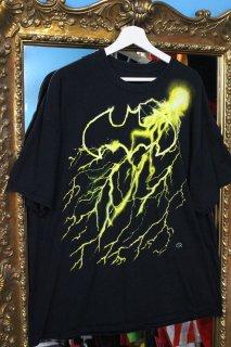 BATMAN THUNDER T-SHIRT(バットマン カミナリ Tシャツ)