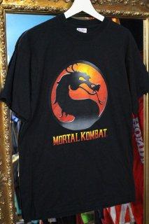 MORTAL KOMBAT LOGO T-SHIRT(モータル・コンバット ロゴ Tシャツ)