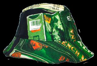 REMAKE RAP TEE BUCKET HAT