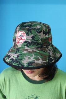 MLB NEW YORK YANKEES CAMO BUCKET HAT(ニューヨーク・ヤンキース カモ柄 バケット・ハット)