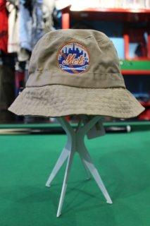 MLB NEW YORK METS BUCKET HAT(ニューヨーク・メッツ バケット・ハット)