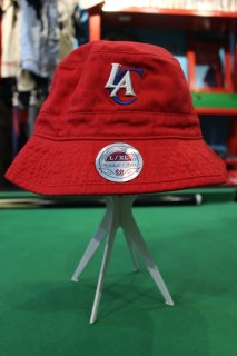 NBA LOS ANGELES CLIPPERS BUCKET HAT(ロサンゼルス・クリッパーズ バケット・ハット)
