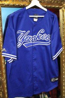 NEW YORK YANKEES BASEBALL SHIRT(ニューヨーク・ヤンキース ベースボール シャツ)