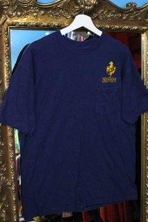 FERRARI LOGO  POCKET T-SHIRT(フェラーリ ロゴ ポケット Tシャツ)