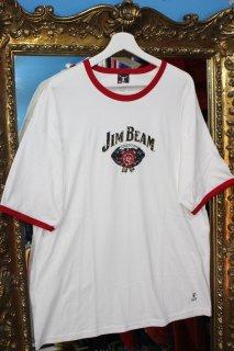 JIM BEAM TRIM T-SHIRT(ジム・ビーム トリム Tシャツ)