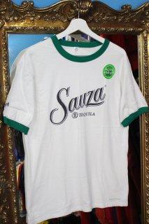 SAUZA TEQUILA TRIM T-SHIRT(テキーラ・サウザ トリム Tシャツ)
