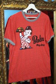 BOB's BIG BOY TRIM T-SHIRT(ビッグ・ボーイ トリム Tシャツ)