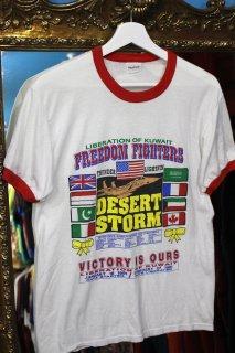 LIBERATION OF KUWAI TRIM T-SHIRT(クウェート解放作戦 トリム Tシャツ)