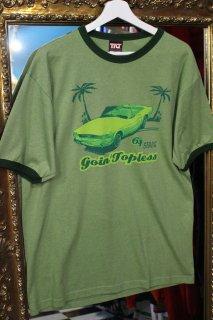 OPEN CAR TRIM T-SHIRT(オープン・カー トリム Tシャツ)