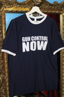 GUN CONTROL NOW TRIM T-SHIRT(