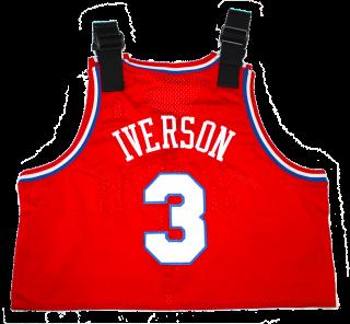 REMAKE BASKETBALL VEST(IVERSON)