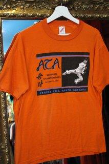 ATA CHAMPION SHIPS T-SHIRT(アメリカテコンドー協会 地区予選 Tシャツ)