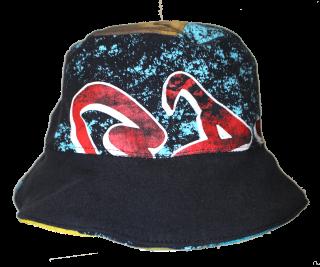 REMAKE RAP TEE BUCKET HAT(2PAC)