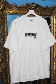 DRAUM LINE T-SHIRT(ドラム・ライン Tシャツ)