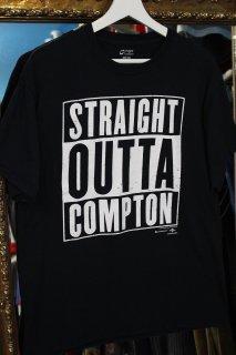 STRAIGHT OUTTA COMPTON MOVIE T-SHIRT(ストレイト・アウタ・コンプトン 映画Tシャツ)