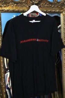 PARANORMAL ACTIVITY 3 T-SHIRT(パラノーマル・アクティビティ3 Tシャツ)