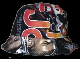 REMAKE RAP TEE BUCKET HAT(HOT93.7)