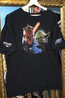 STAR WARS DARS MAUL VS YODA T-SHIRT(ダース・モールVSヨーダ Tシャツ)