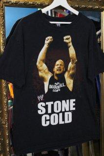 STONE COLD STEVE AUSTIN T-SHIRT(ストーン・コールド スティーブ・オースティン Tシャツ)