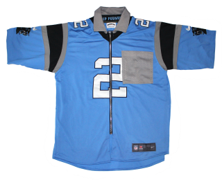 REMAKE NFL S/S SHIRT(PANTHERS)