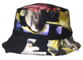 REMAKE RAP TEE BUCKET HAT(LIL PEEP)