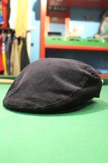 CORDUROY HUNTING CAP(コーデュロイ ハンチング キャップ)