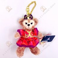 <img class='new_mark_img1' src='https://img.shop-pro.jp/img/new/icons50.gif' style='border:none;display:inline;margin:0px;padding:0px;width:auto;' />HKDL 15周年記念・シェリーメイ・ぬいぐるみ・キーチェーン