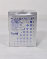 WIPE AWAYS No.08 スニーカー洗浄ウェットシート(12枚set)