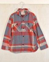 dd708105_5 ニーノチェックシャツ 130,140cm