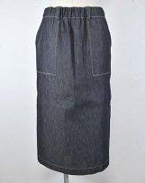 PIANO-DENIM_1 スカート