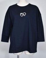 UT101LS84_24 7分袖プリントTシャツ 【150】