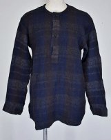 INHT1501WC_3920 HENLY NECK SHIRT