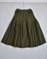 n2221204_kh Gaba Tuck-Skirt 130cm,140cm,150cm